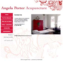 (Acupuncture Website Design | Shape #04