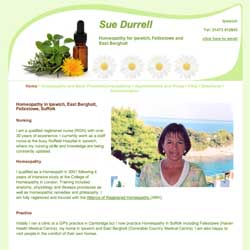 (Homeopathy  Website Design | Shape #03