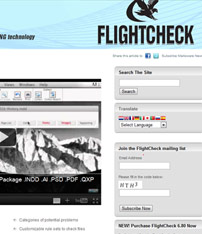 Web to Print | Web to Print Design| Print Techniques | Web 2 Print | Web to Print Checking. flightcheck print to web checker