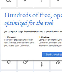 Web Fonts | Fonts for the Web | Web Safe Fonts | Best Fonts for the Web. google web font
